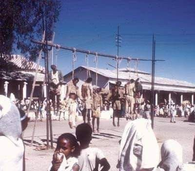 A statue of Emperor Haile Selassie should be demolished as soon as possible. Emperor Haile Selassie was a killer !