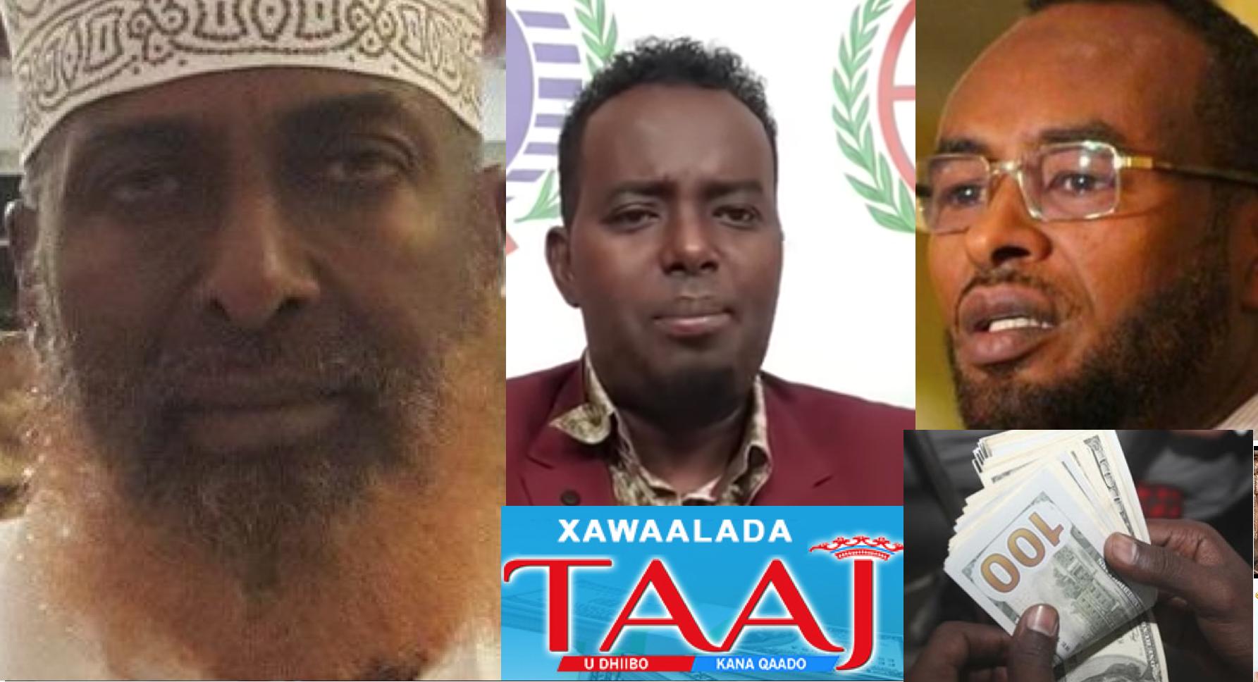 [DAAWO] Dood kulul Xilka qaadistii Xeer ilaaliyaha iyo halista Taaj Express Hormuud Telecom