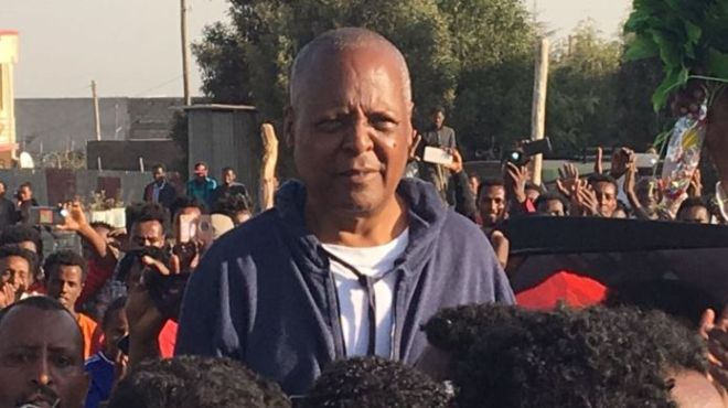 Merera Gudina, Ethiopia opposition leader, freed