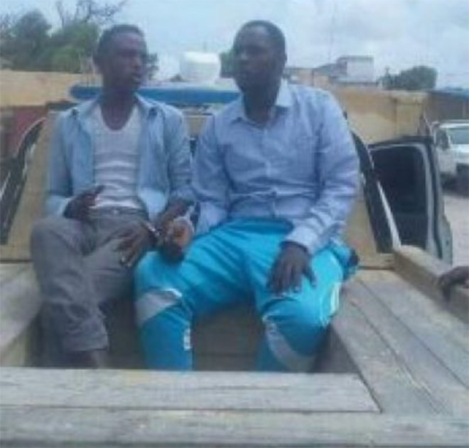 Somali intelligence agency arrests two Islamic State members in Mogadishu