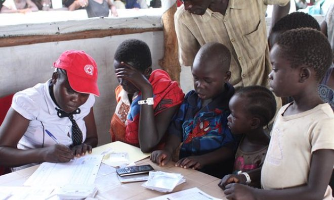Tensions rise as Uganda refugee policy is pushed to breaking point