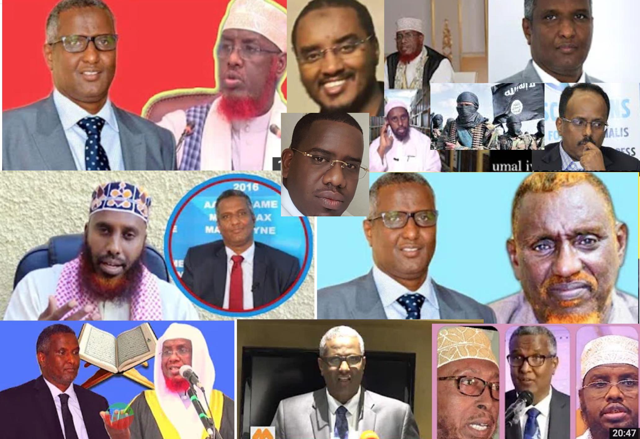 [Topnews:-] Xiriirka argagixisadda Somalia iyo Dowladda Farmaajo oo si toosa u soo shaacbaxay iyo Ahlusunah oo Warsaxaafadeed culus soo wado.