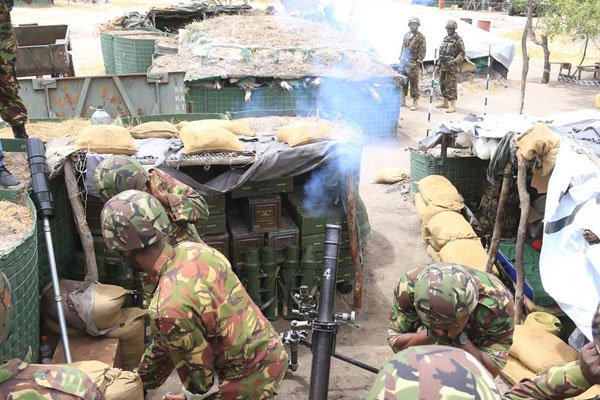 Kenya disputes UN claim that KDF killed 40 Somali civilians
