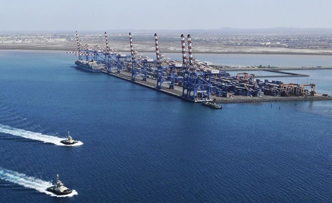 Everyone Wants a Piece of the Horn of Africa's Ports