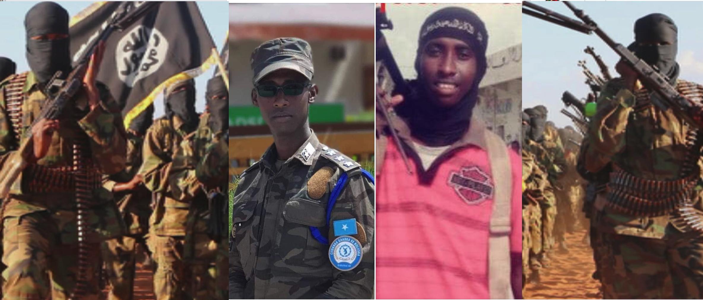 [Topnews:-] Waa kumma Farxaan Qaroole -Taliye Boliis mise Amiir Al-Shabaab ?