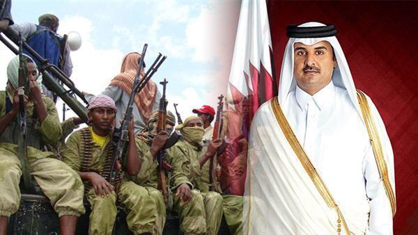 Qatar turns into active sponsor of Somalia's terrorists