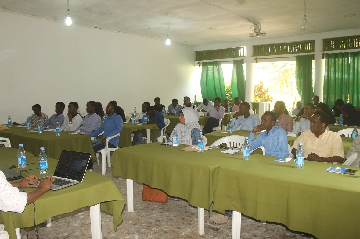 Child Rights Training for Journalists concluded in Mogadishu