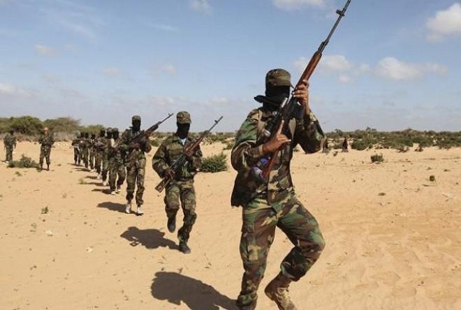 Shabaab militants attack army base in Qoryeeley , kill several people