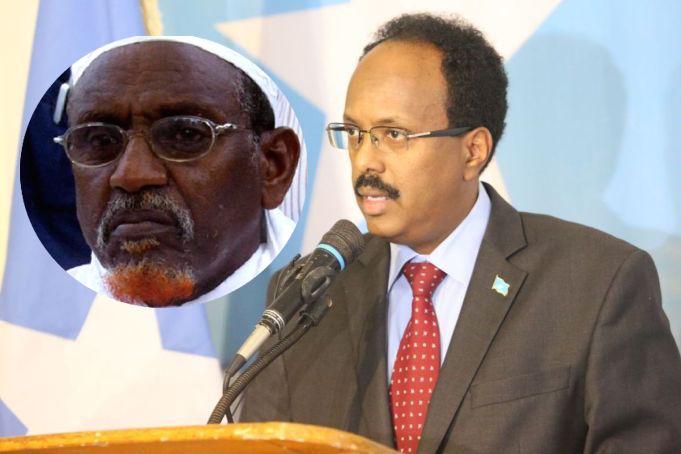 [Daawo Aas Aasahii argagixisadda Somalia] oo xaqiijiyay iney xiriir lahaayeen Farmaajo kadib markii xilka Ra'isulwasaaraha laga eryay