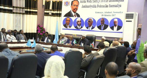Leadership Crisis Caused Freeze of Statebuilding Efforts in Somalia
