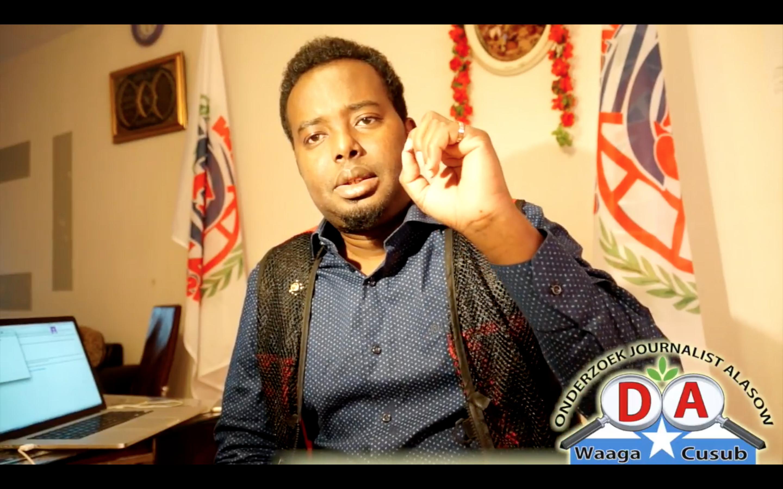 [Daawo] baarlamaanka Somalia oo qalad weyn galay
