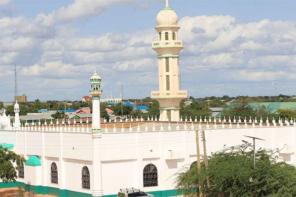Al-Shabaab militants raid Komor Haile mosque, preach for hours