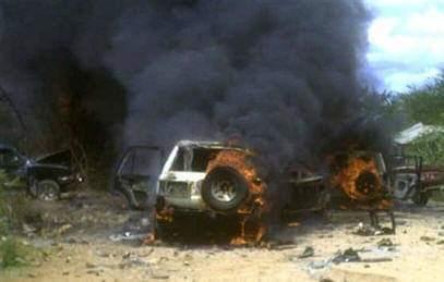 Attack in Somalia will not deter fight against terrorism - Turkey