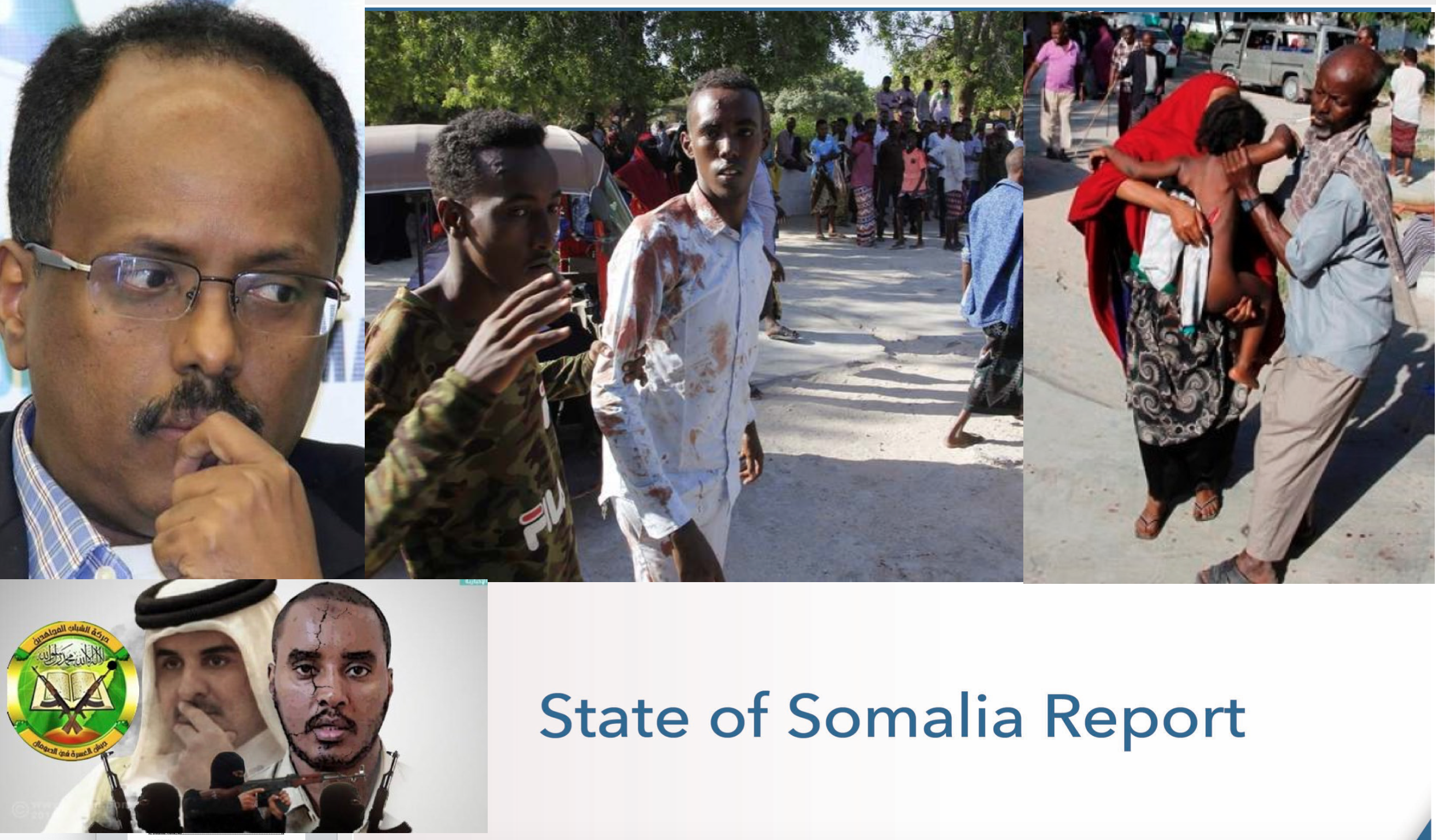 Somalia Report 2019 focuses on the main developments and key trends in politics, security, economy, social services