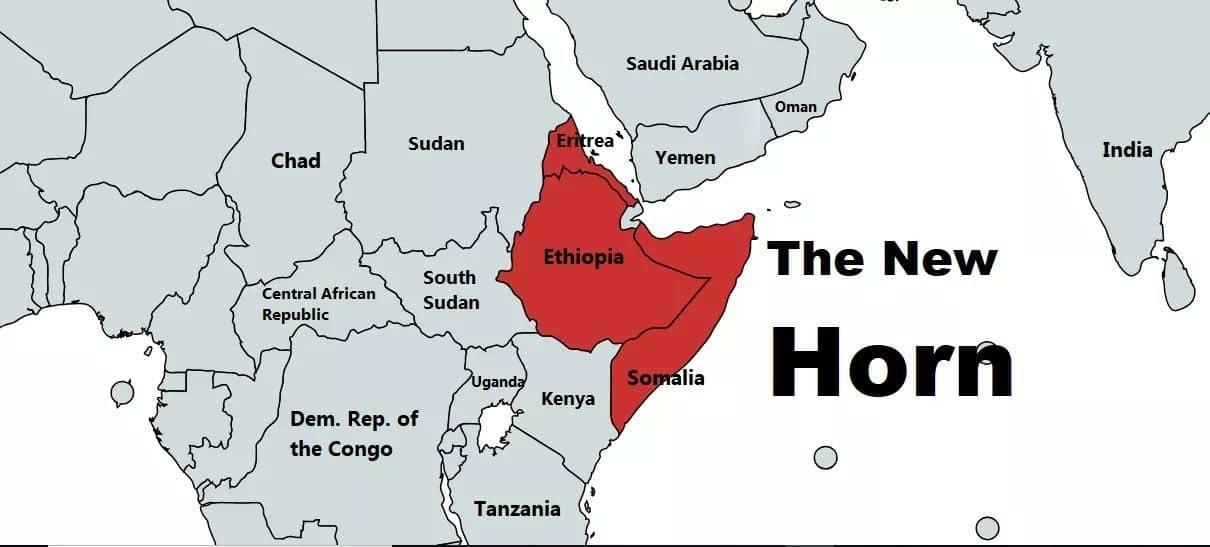 Abiy: Eritrea, Ethiopia and Somalia will not have three presidents in the future