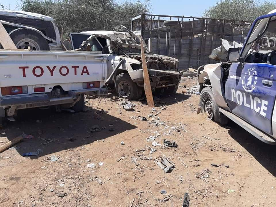 Car bomb targets Turkish engineers in Afgooye
