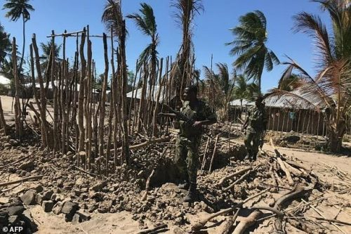 12 killed as Al-Shabaab attack village in north Mozambique