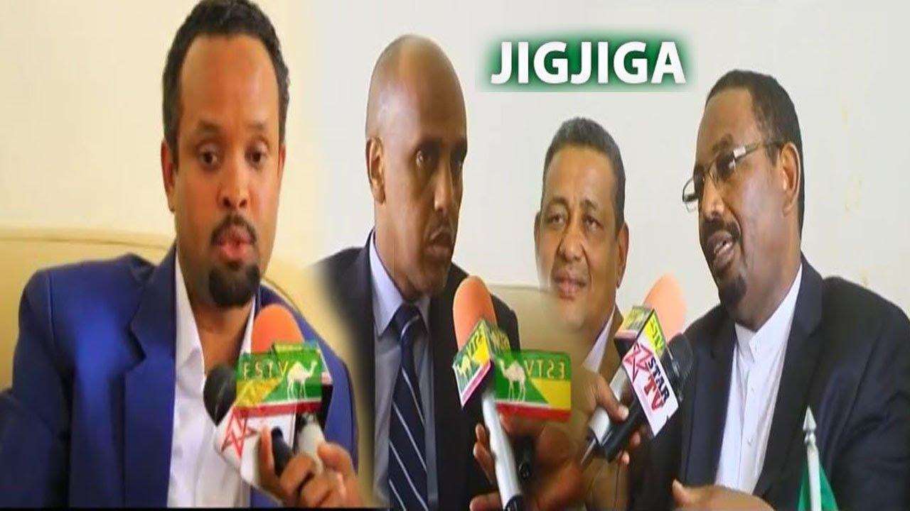[Topnews:-] Faarax Macalin oo dirqi uga baxsaday Sirdoonka Ethiopia oo Jigjiga ka qaban rabay ?
