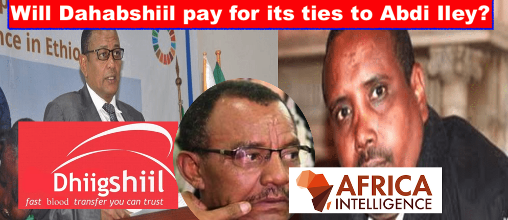 Somaliland:Will Dahabshiil pay for its ties to Abdi Iley?
