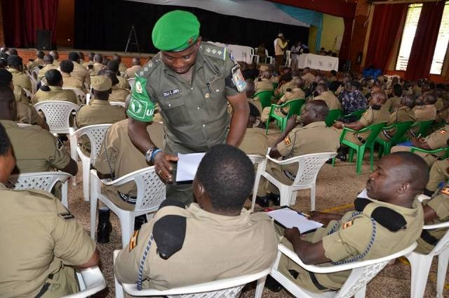 Over 300 police officers sit African Union-Somali Mission exams
