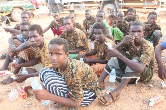 "UPDATE: Somali authorities say troops rescue 32 children from ""terrorist school"""