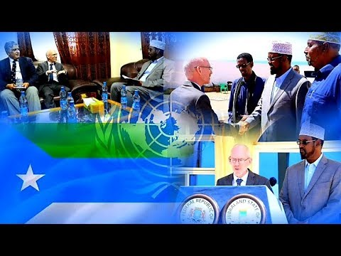 AU, IGAD AND UN SENIOR REPRESENTATIVES ENGAGE WITH STAKEHOLDERS ON JUBALAND'S ELECTORAL PROCESS