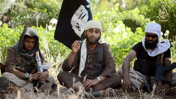VIDEO Air strike kills Islamic State deputy in Somali region