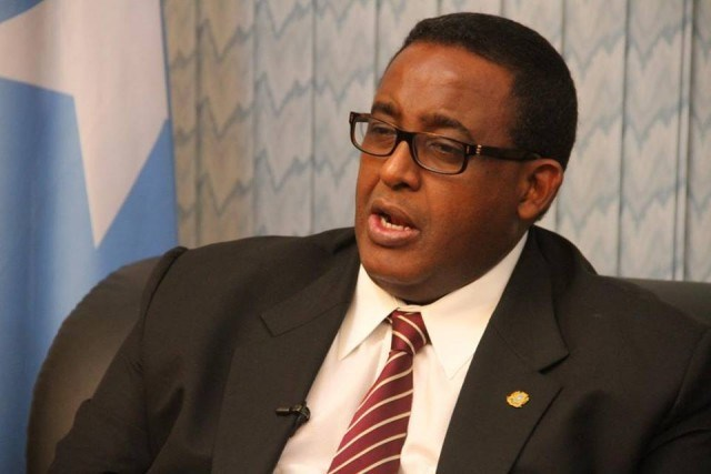 Ex-PM rubbishes Dubai claims of inking MoU on Berber port deal with Somalia