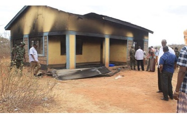 [Locals in Mandera ] : facilitate Al-Shabaab attacks