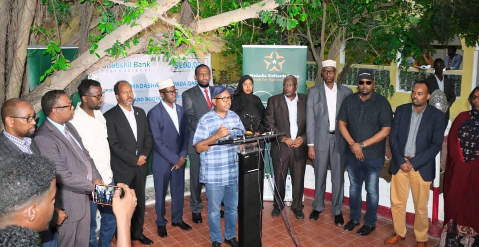 Somali opposition leader says gov't 'failed' in Galmudug