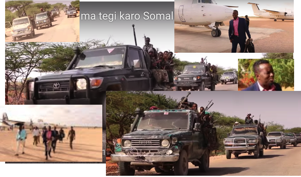 [DAAWO] Dahir Alasow ma tegi karo Somalia maxa xigay ?