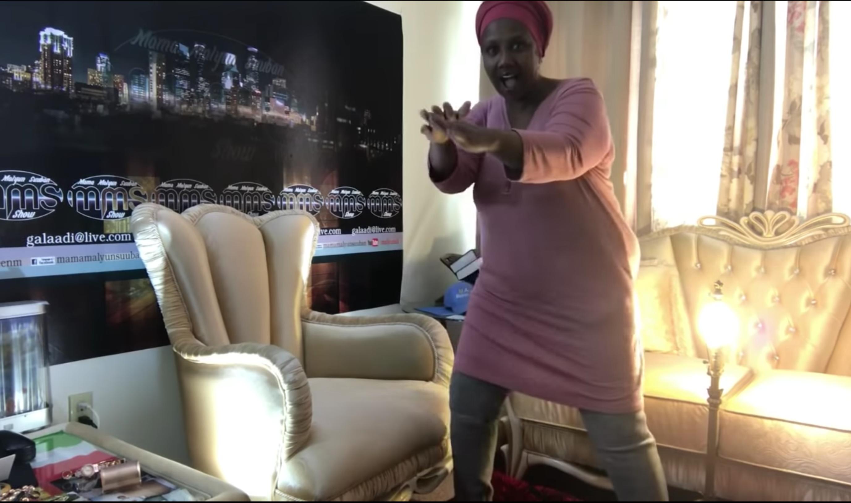 """[DAAWO] Mama Malyun """"Karateey ayaan bartaa markaan waayey nin kacsiga iga dejiyo oo Somalia"""""""