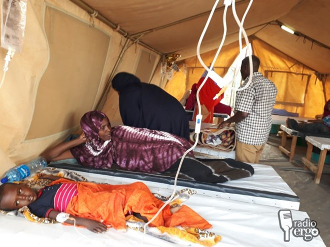Somali refugees in Dhagahley camp hit by medical strike