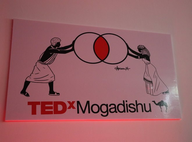 In Somalia, TEDx spreads more than ideas