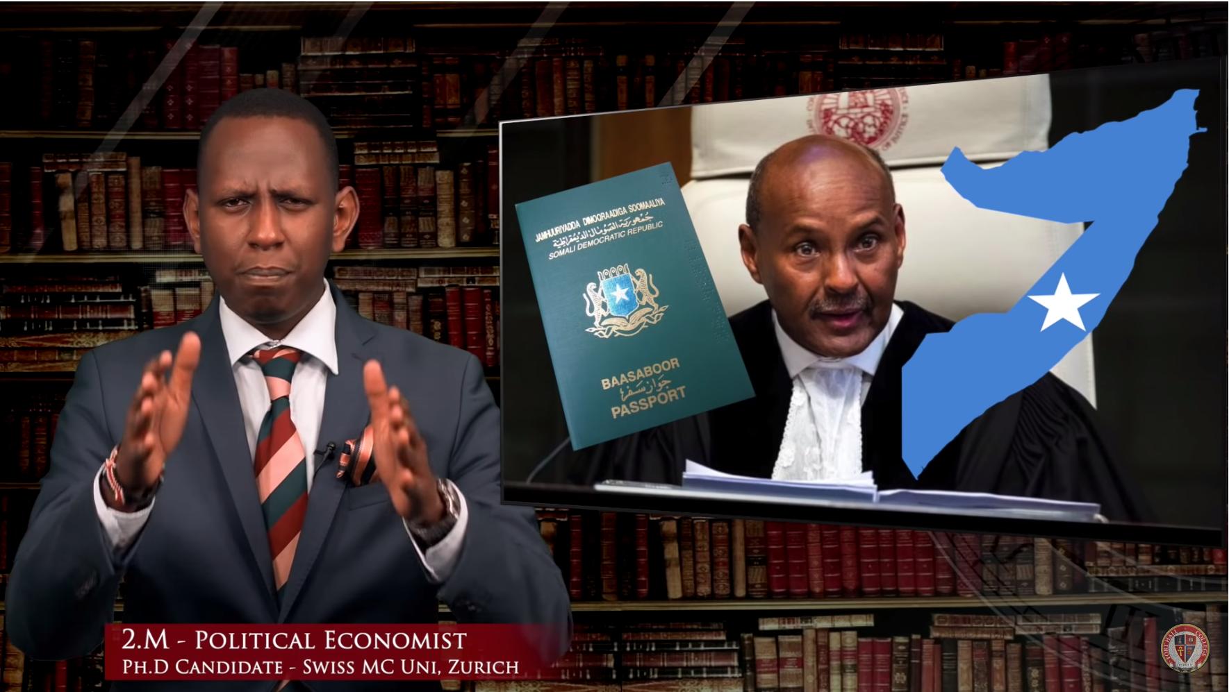 [Daawo] Warbaahinta iyo Lawyerada Kenya oo shaaciyay ineysan aqbali doonin xukunka Maxkamadda ICJ ee dacwadda badda Somalia iyagoo ku baaqay in Islii laga qaxiyo Somalida