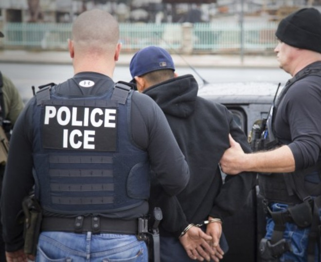 ICE data shows half of immigrants arrested in raids had traffic convictions or no record