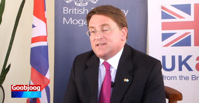 THE INTERVIEW: UK ambassador to Somalia on new role and state building