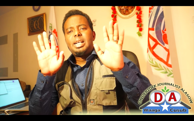 [Daawo] Sir ka fakatay Wasiirkii Amniga oo Shabaab inuu yahay cadeeystay