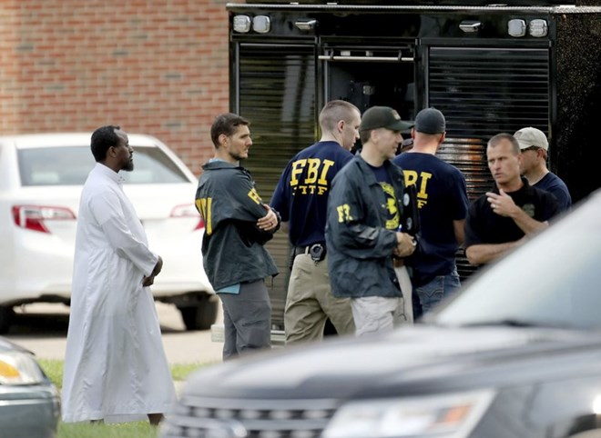 Three men indicted for Minnesota mosque bombing