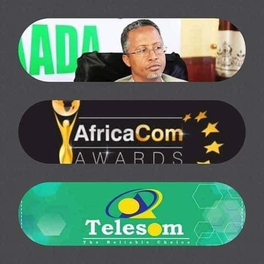 Somaliland:Telesom CEO Wins Africa's Top Technology Companies Leadership Award