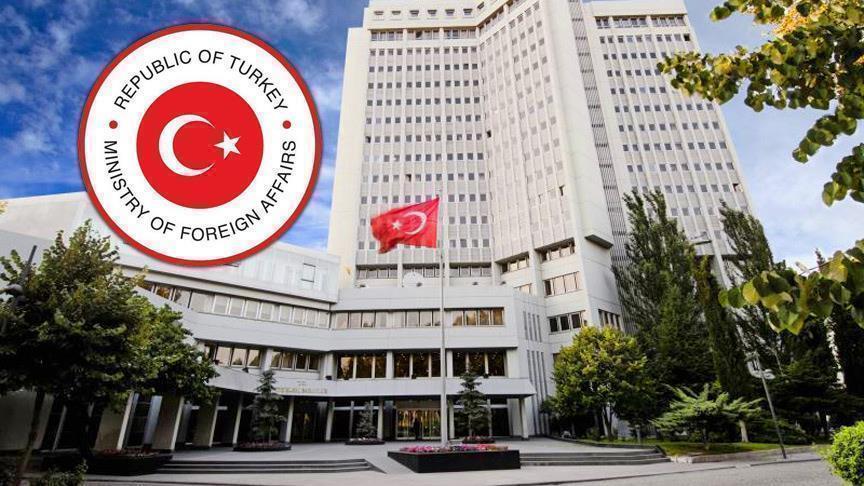 Turkey condemns terror attack in Somalia's capital