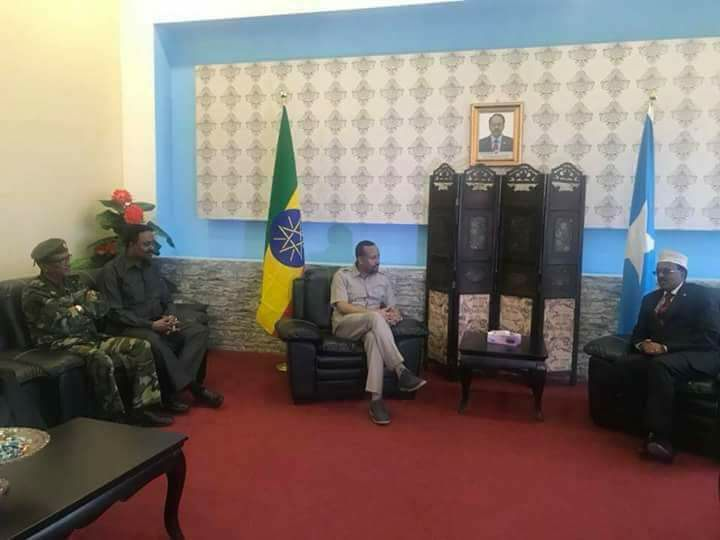 Joint communique of the Somalia and the Ethiopia