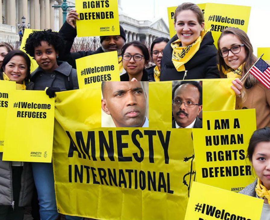 [Topnews:-] Amnesty oo la safatay kuwii xasuuqa ka geystay Somalia - Baydhabo iyo Bariire ?