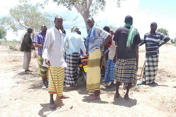 Kenya: Families in Lamu Displaced By Shabaab Threat Appeal for Food