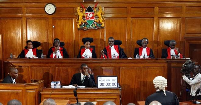 Kenya's supreme court has upheld the reelection of president Uhuru Kenyatta