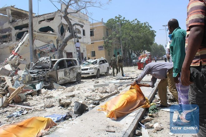 Somalia forces capture southern town from Al-Shabaab