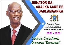 [TOPNEWS:-] Senator Dhegdheer sidee u dilay Suldaankii Habar idinle Abshir Socdaal.