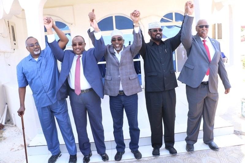 Unusual silence of UN, US, EU, and AU on the political crisis dismantling Somalia