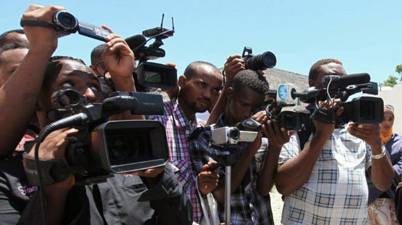 Somalia detained record number of journalists in 2019: Report.