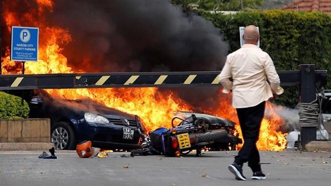 Why is Kenya an al-Shabab target?